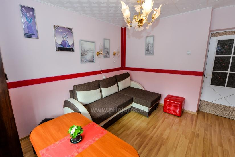 Three rooms apartment in the center of Nida, Curonian Spit, Lithuania - 5
