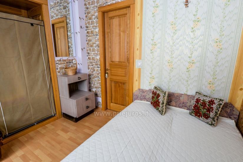 Trijų kambarių butas Nidos centre - 7
