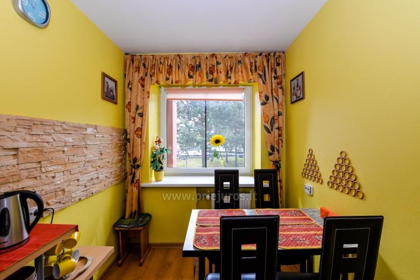 Three rooms apartment in the center of Nida, Curonian Spit, Lithuania - 13