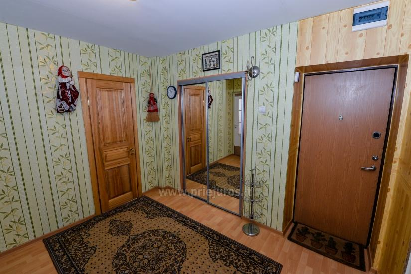 Three rooms apartment in the center of Nida, Curonian Spit, Lithuania - 17