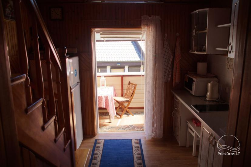 Cottage for rent inNida, Curonian Spit, Lithuania - 4