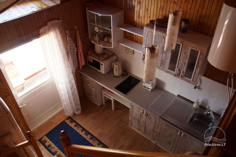 Cottage for rent inNida, Curonian Spit, Lithuania - 8