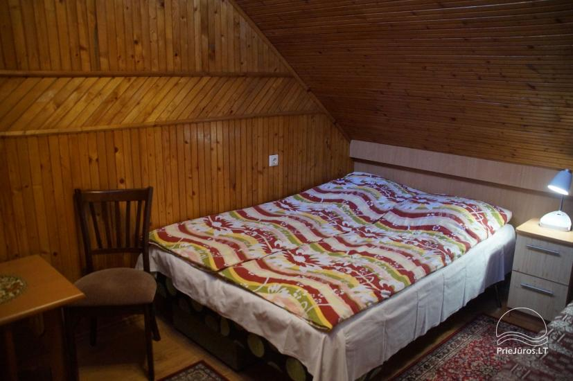 Cottage for rent inNida, Curonian Spit, Lithuania - 9