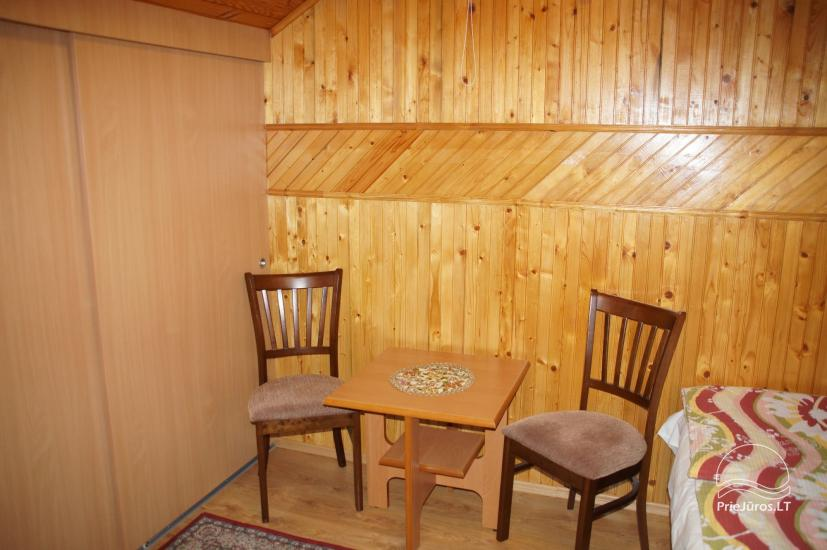 Cottage for rent inNida, Curonian Spit, Lithuania - 10