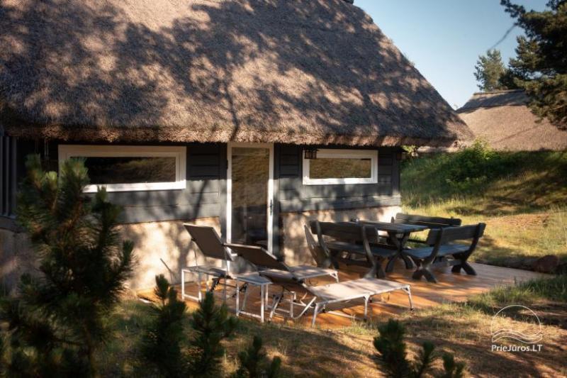 Sodyba Agatnieki - 370 metrų nuo jūros, Papės gamtos parke