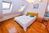 Dviejų miegamųjų apartamentai su židiniu, balkonu - 10