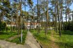 Two bedrooms apartment in Nida, Curonian Spit, with fireplace, balcony