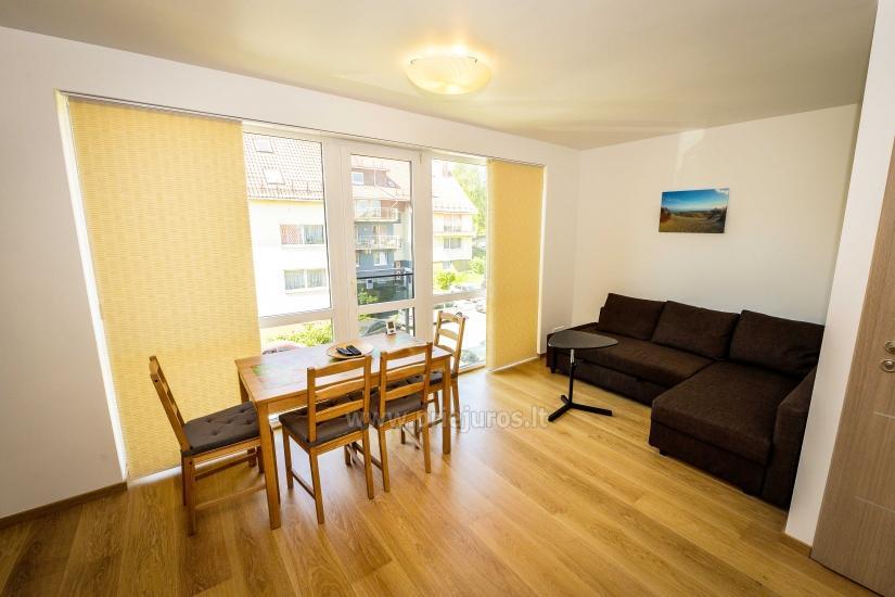 Divas istabas dzīvokli Nida - 11