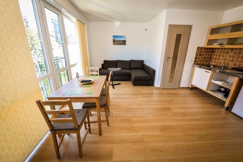 Divas istabas dzīvokli Nida - 6