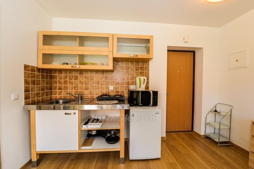 Divas istabas dzīvokli Nida - 8