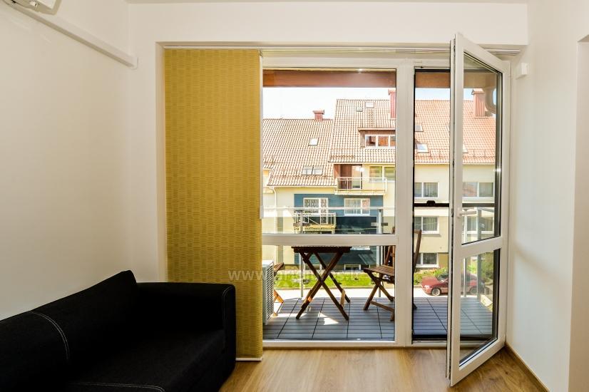 Dviejų kambarių butas Taikos g. Nidoje - 5