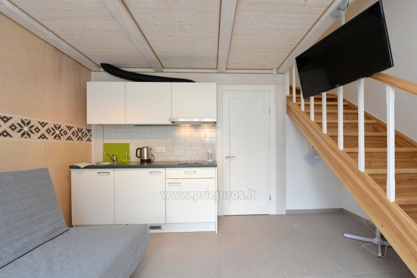 Nauji apartamentai Pervalkoje Karksė - 7
