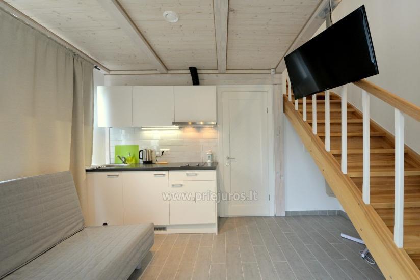 Nauji apartamentai Pervalkoje Karksė - 10