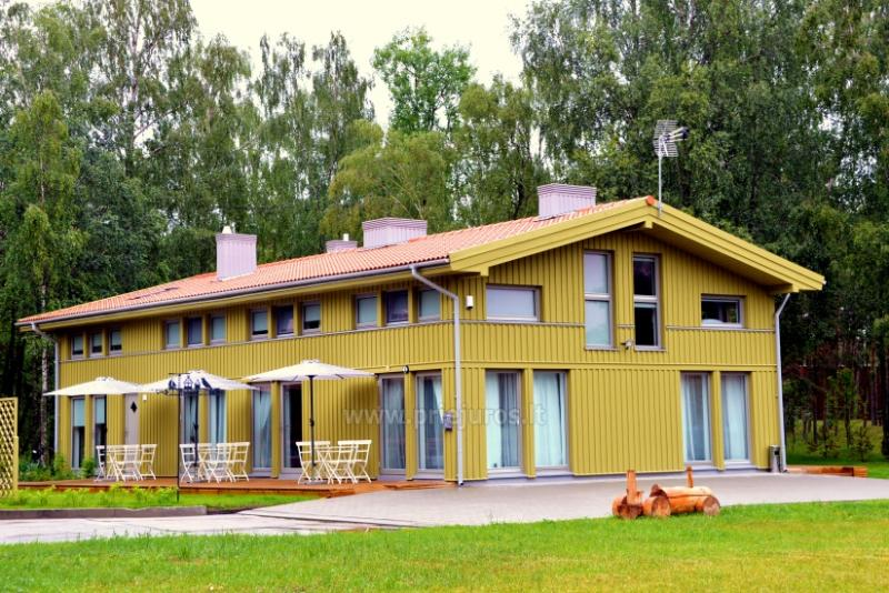 New apartment in Pervalka Karkse, Curonian Spit, Lithuania