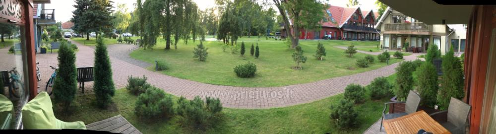 New and cozy one room apartment in Preila, Curonian Spit, Lithuania - 8