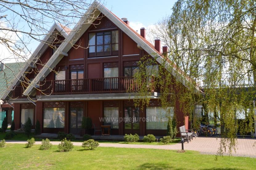 Jaunas un mājīgs vienistabas dzīvoklis Preilas, Kuršu kāpā, Lietuvā - 1