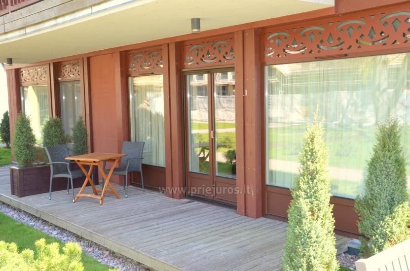 New and cozy one room apartment in Preila, Curonian Spit, Lithuania - 2