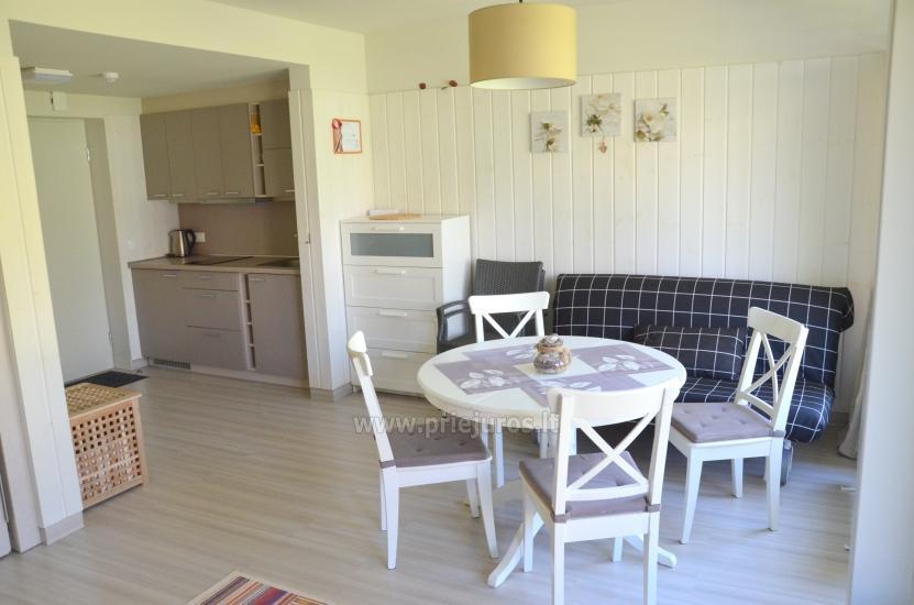Neue und gemütliche Wohnung ein Zimmer in Preila, Kurische Nehrung - 3