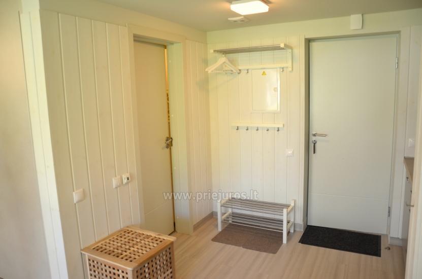 Naujas ir jaukus vieno kambario butas Preiloje - 7