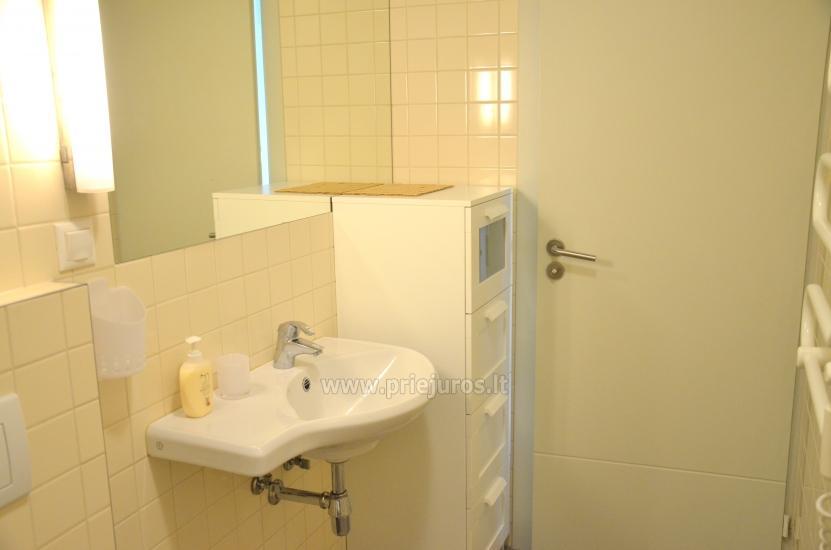 Neue und gemütliche Wohnung ein Zimmer in Preila, Kurische Nehrung - 9