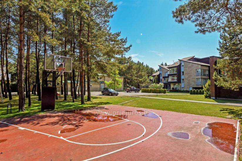 Apartamentai Palangoje, Užkanavės g. 27-23 - 28