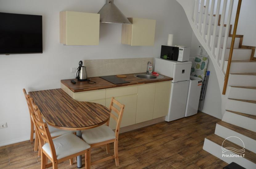 New cottages and rooms for rent in Sventoji. - 8