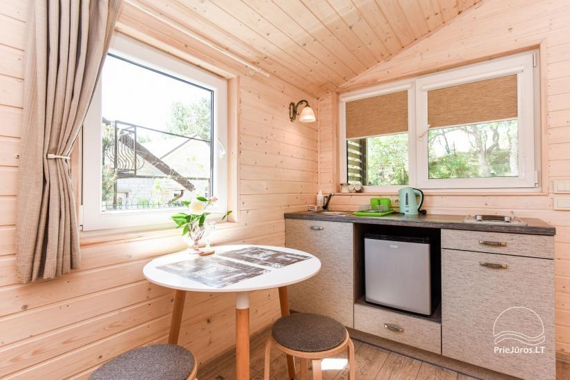 Apartamentų nuoma Šventojoje, Jūros g. 9A - 20