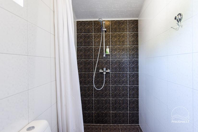 Apartamentų nuoma Šventojoje, Jūros g. 9A - 22