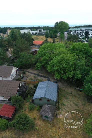 Apartamentų nuoma Šventojoje, Jūros g. 9A - 9