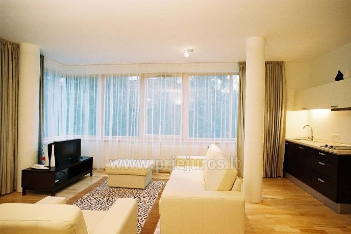 Apartments Tylios pusys in Palanga, just 100 meters to the sea! - 8