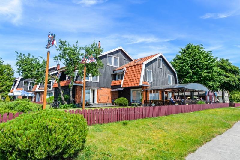 1 - 2 Kambarių apartamentai poilsiui ant Kuršių marių kranto Pervalkoje