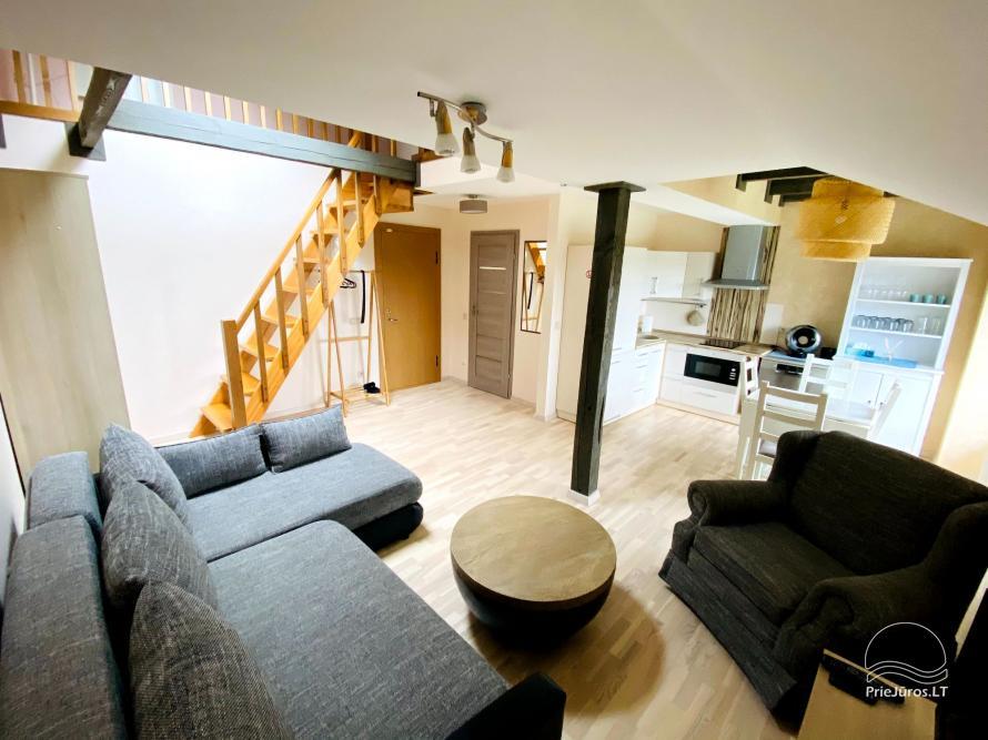 Apartment Nidos Loftas with SPA - 1