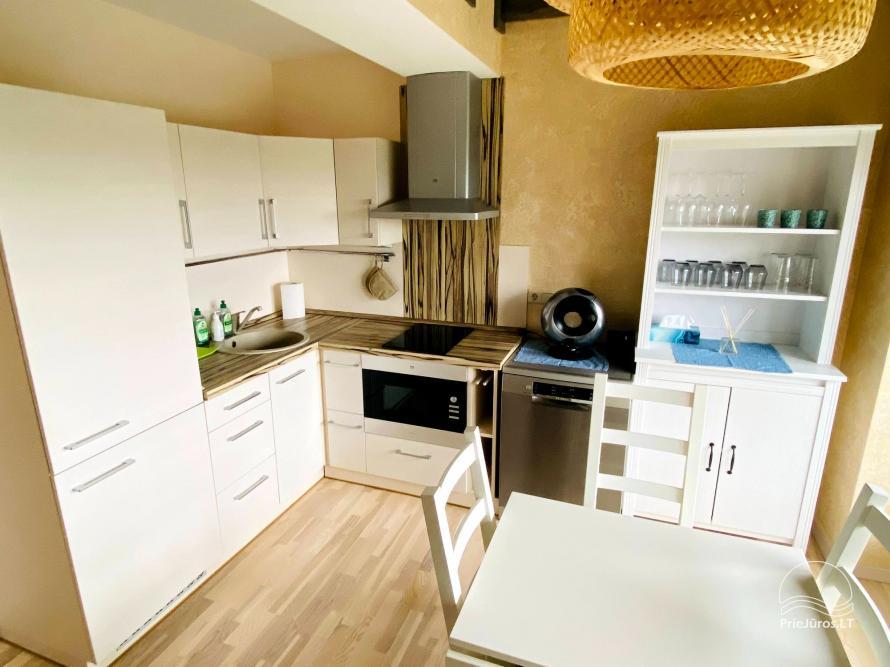 Apartment Nidos Loftas with SPA - 3