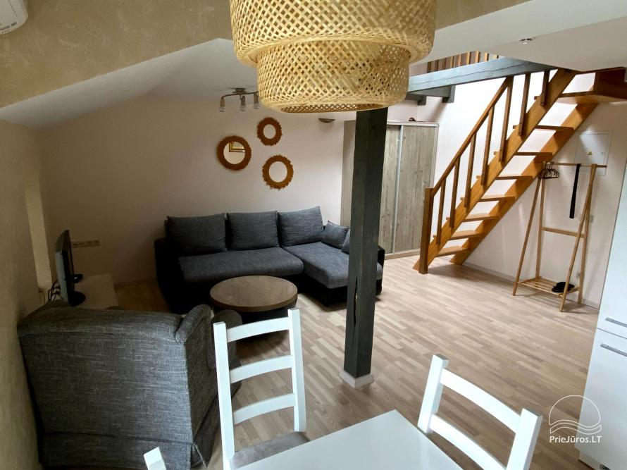 Apartment Nidos Loftas with SPA - 23