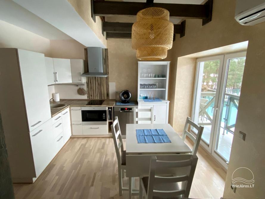 Apartment Nidos Loftas with SPA - 5