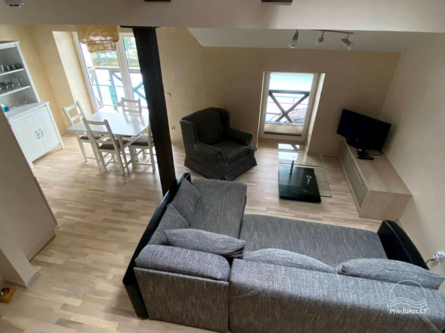 Apartment Nidos Loftas with SPA - 26