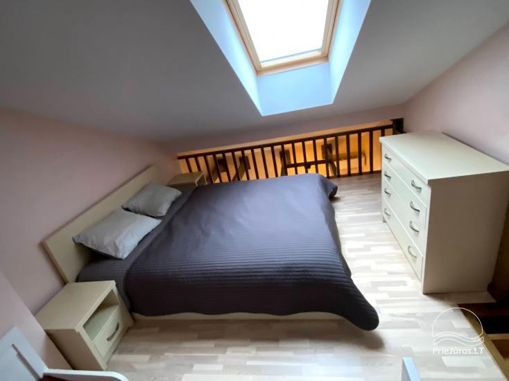 Apartment Nidos Loftas with SPA - 13