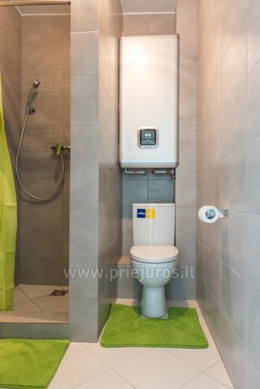 Gemütliche, modern ausgestattete 2 Zimmer Wohnung zur Miete in Sventoji - 11