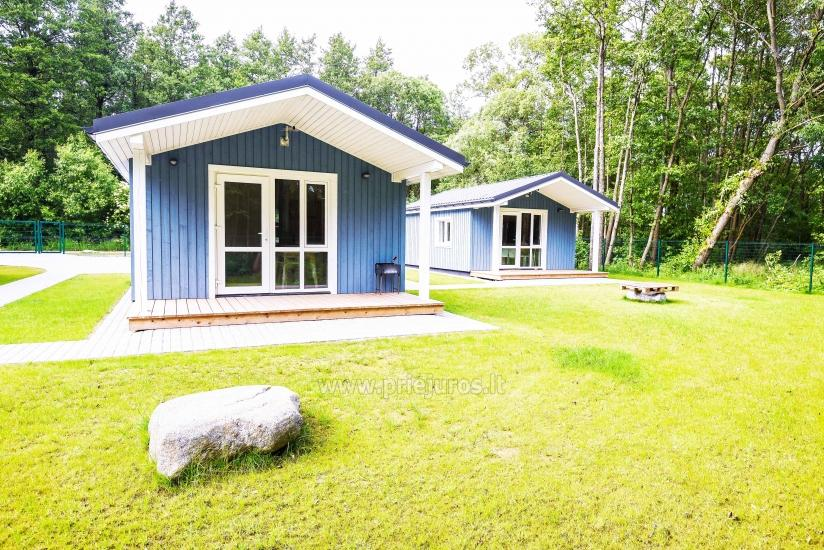 Three little holiday houses for rent in Karkle, Lithuania - 15