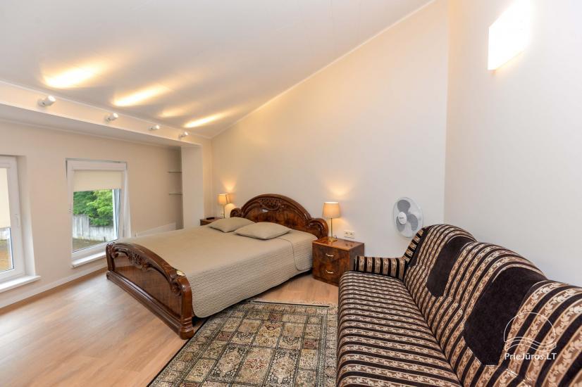 Divas istabas dzīvoklis ar terasi Juodkrante, Kuršu kāpa - 10