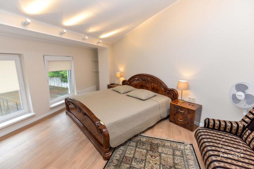 Divas istabas dzīvoklis ar terasi Juodkrante, Kuršu kāpa - 11