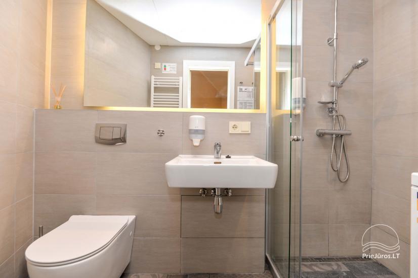 Divas istabas dzīvoklis ar terasi Juodkrante, Kuršu kāpa - 7