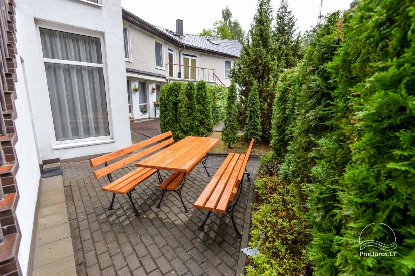 Apartment  Juodasis krantas with terrace in Juodkrante, Curonian Spit - 16