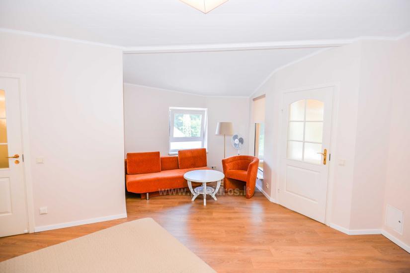 Divas istabas dzīvoklis ar terasi Juodkrante, Kuršu kāpa - 4