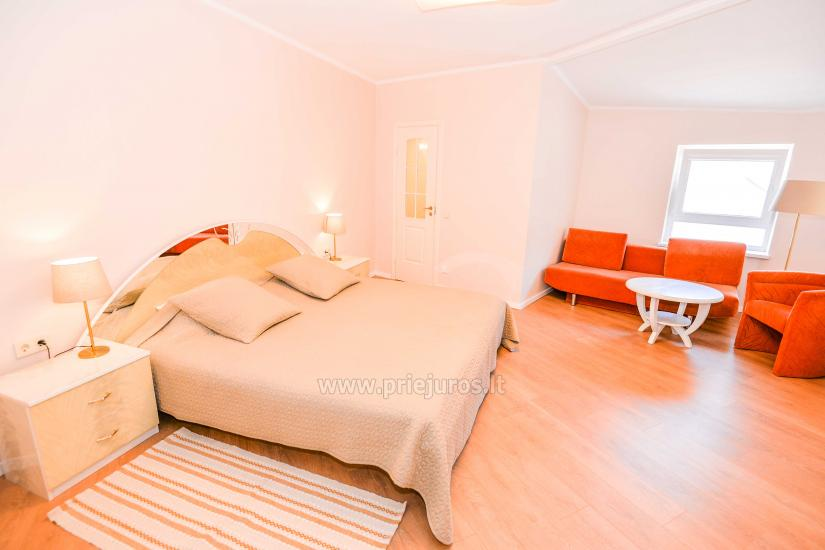 Divas istabas dzīvoklis ar terasi Juodkrante, Kuršu kāpa - 2