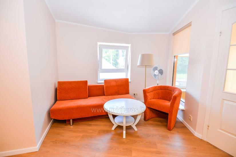 Divas istabas dzīvoklis ar terasi Juodkrante, Kuršu kāpa - 3
