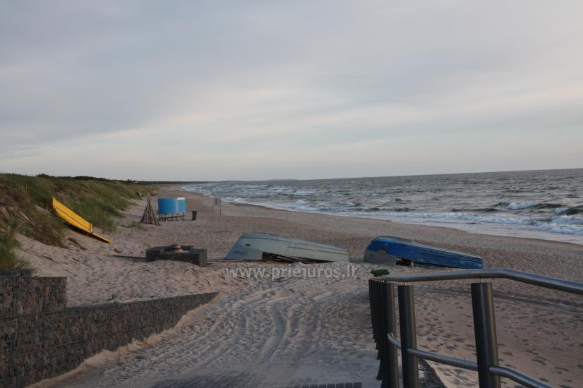 Apartment  Juodasis krantas with terrace in Juodkrante, Curonian Spit - 21