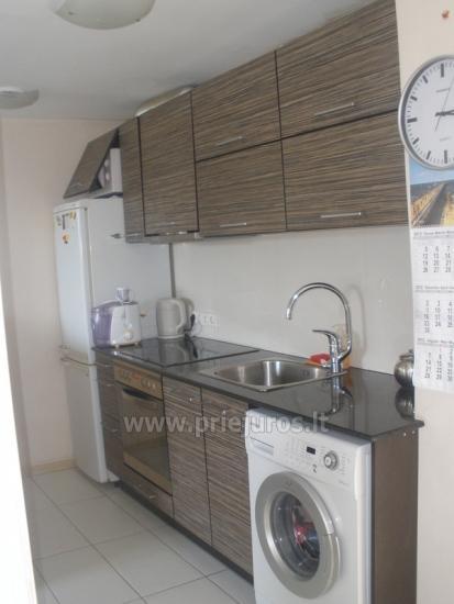 2 kambarių butas prie pušyno, Vanagupės g. - 3