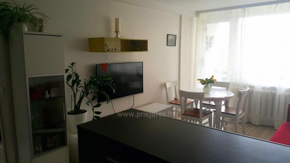 2 kambarių butas prie pušyno, Vanagupės g. - 2
