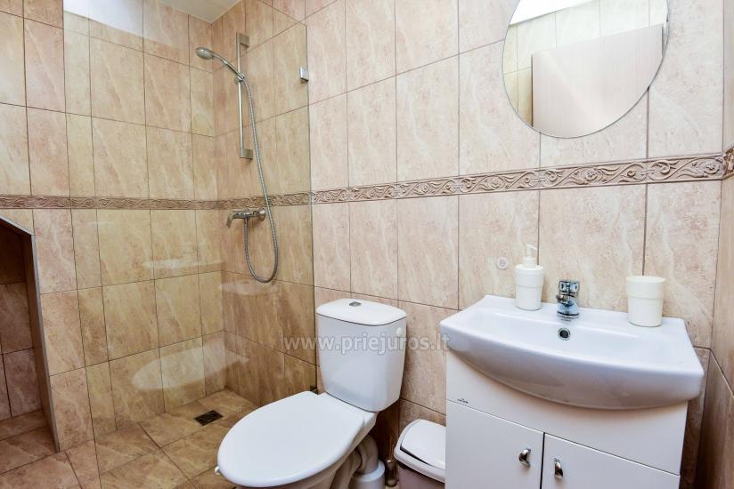 Gemütliche Wohnung zu vermieten in Kunigiskes, in Palanga - 8